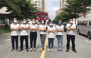 Đoàn nhân viên y tế trở lại Quảng Ninh sau hơn 2 tháng hỗ trợ chống dịch tại TP. Hồ Chí Minh